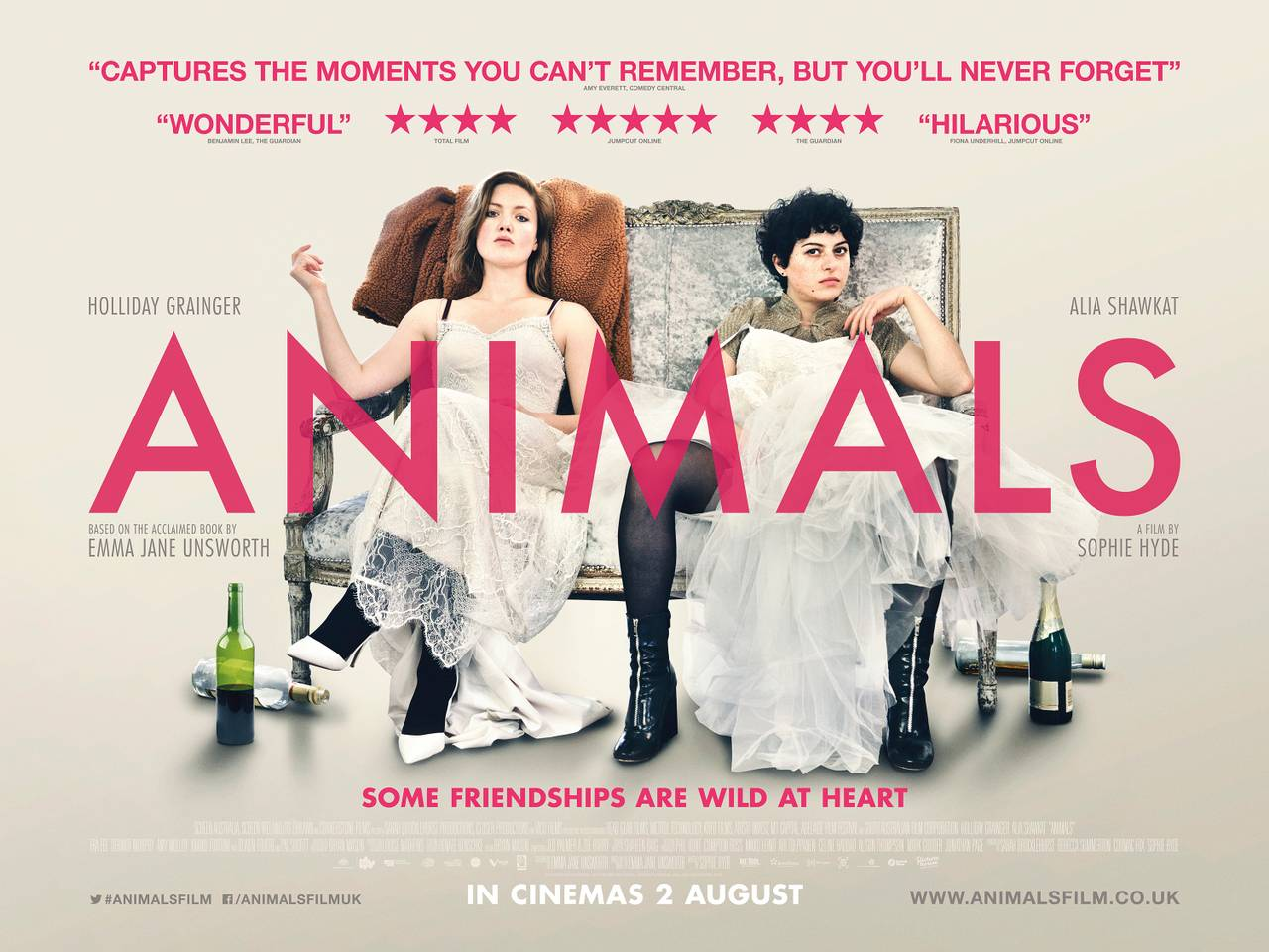 Image result for animals film 2019 poster